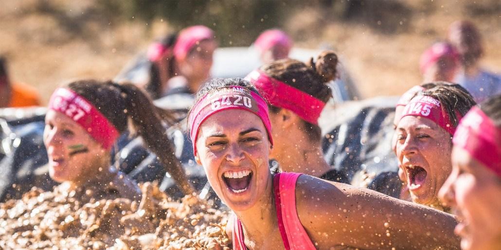 Muddy Angel Run: 5km, mucho barro y mucha diversión