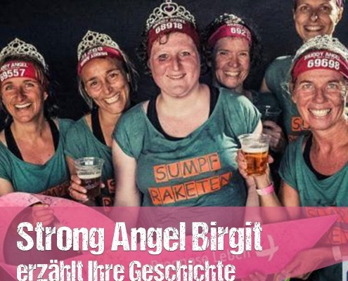 Strong Angel Birgit