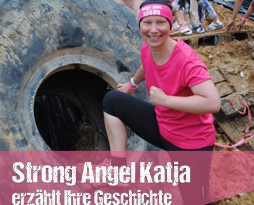 Strong Angel Katja