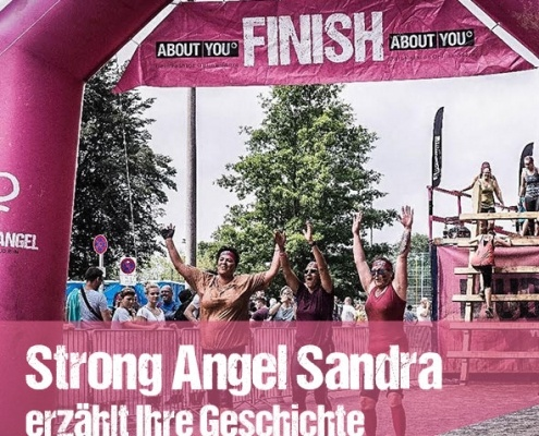 Strong Angel Sandra